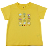 【愛的世界】純棉圓領短袖T恤/3歲-台灣製-n3  --春夏上著 夏出清