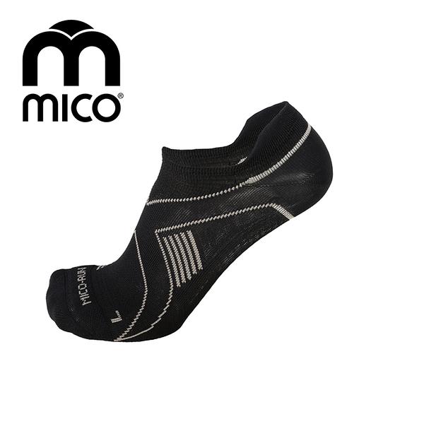 MICO 短筒越野慢跑襪1503 / 城市綠洲 (義大利、萊卡、耐磨、襪子、彈性、涼爽舒適)