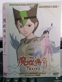 挖寶二手片-X11-060-正版DVD*動畫【魔蹤傳奇(4)】-國語發音