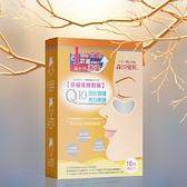 森田藥粧Q10活化修護亮白眼膜16片(8包)入