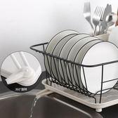 瀝水碗碟架筷收納置物架籃子廚房家用碗柜放盤碗架  WD 小時光生活館