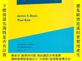 二手書博民逛書店Lecture罕見Notes In Algebraic Topology-代數拓撲學講義Y436638 Pau
