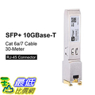 [8美國直購] 收發器模組 SFP+10GBASE-T Transceiver Copper RJ45 Module Compatible for Cisco SFP-10G-T-S_e18