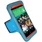 KAMEN Xction Macaron甲面X行動 馬卡龍HTC Desire 610 4.7吋 路跑運動臂套 運動臂帶 運動臂袋 保護套