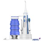【JC Beauty】ABOEL 全能潔牙神器 可攜型電動牙刷沖牙機 (ABB880)