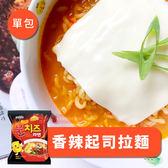 韓國 Paldo 八道 香辣起司拉麵 (單包) 111g (泡麵 拉麵 美食 芝士 湯麵)