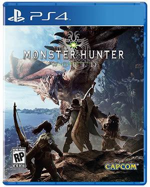 (現貨) PS4 魔物獵人 世界 Monster Hunter World 繁體中文版