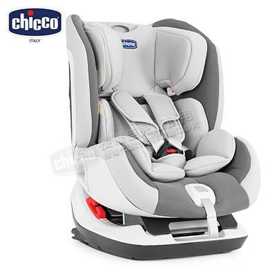 【買就送汽座保護墊】Chicco Seat Up 012 Isofix安全汽座-時尚灰【佳兒園婦幼館】