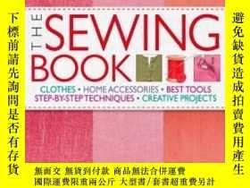 二手書博民逛書店The罕見Sewing BookY255562 Dk Publishing Dk Publishing 出版