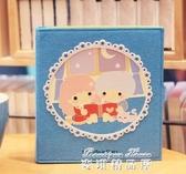 雙子星手帳活頁可愛兒童繪畫日記空白筆記手記本子文具 麥琪精品屋