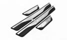 【車王汽車精品百貨】現代 Hyundai KONA 原廠款 外置迎賓踏板 門檻飾條 門檻條 外迎賓 外防刮踏板