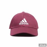 ADIDAS 男女 運動帽 BBALL CAP COT 遮陽 防曬-H34475