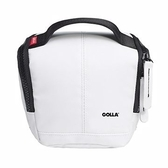 Golla 北歐潮流單眼相機包(清透白) G1360
