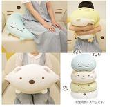 日本san-x 角落生物抱枕 大號牆角生物太空棉午睡暖手枕生日禮物CY 後街五號