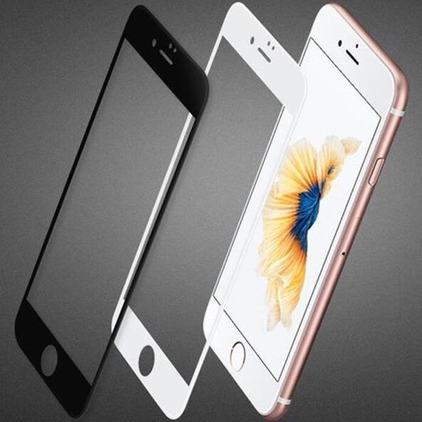 【TG】碳纖維軟邊 全屏鋼化膜 apple iphone 7 iphone 7 plus iphone 6s iphone 6s plus鋼化膜 保護貼 鋼化玻璃膜