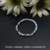《 SilverFly銀火蟲銀飾 》冰雪奇緣系/純銀天然水晶手鍊