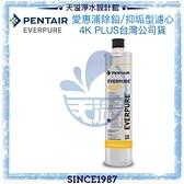 【滿額贈】【Everpure】家用除鉛/水垢型濾芯4K plus【台灣公司貨】【除鉛抑垢】【可生飲】