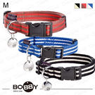狗日子法國《BOBBY》元氣項圈M號 紅/藍/黑 簡約時尚新設計 方便扣環 小型犬項圈