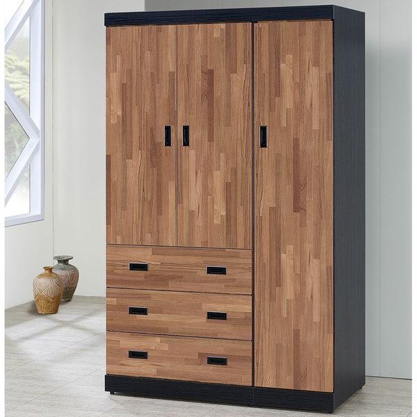 積層木4x7尺衣櫥(18SP/098-2) / H&D東稻家居
