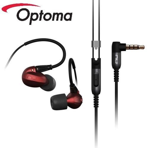 Optoma NuForce HEM2 可換線監聽級入耳式耳機