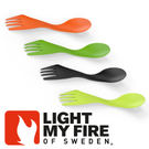 【Light My Fire 瑞典 魔術湯匙組4入 歡樂派對】LF4124-24/魔術湯匙/環保湯匙/戶外餐具★滿額送