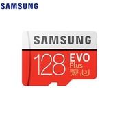 SAMSUNG三星 EVO Plus microSDXC UHS-I U3 128GB記憶卡