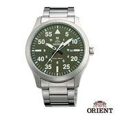 ORIENT東方錶  當代時尚飛行運動腕錶-棕x41mm FUNG2001F0