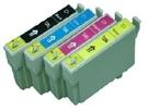 [墨水匣 特惠]EPSON相容墨水匣(73N)T1051黑T1052藍T1053紅T1054黃(1組4色)適T20/T21/T30/TX100/TX110/TX200/TX220/TX300F