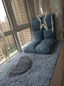 懶人沙發榻榻米床折疊靠背單人臥室小床上地上房間陽臺網紅款椅子YYJ 夢想生活家