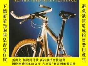 二手書博民逛書店Mountain罕見Bike: Repair and Maintenance-山地自行車:維修和保養Y4434