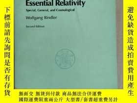 二手書博民逛書店essential罕見relativity(P2239)Y173412