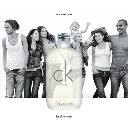 Calvin Klein CK ONE 中性淡香水 100ml【UR8D】