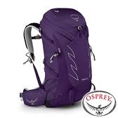 【OSPREY】TEMPEST 40 透氣健行背包 38L XS/S『羅蘭紫』10002724 戶外 登山 露營 子母包 登山包