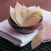 手工樹葉香皂 肥皂 泰國進口 便攜旅行一次性葉子生日禮物伴手禮  萌萌小寵