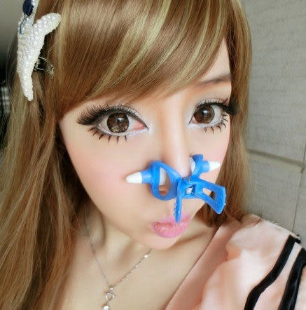 【我們網路購物商城】韓式美鼻挺鼻夾 俏鼻夾
