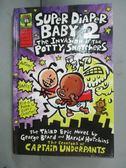 【書寶二手書T2/原文小說_IGJ】Super Diaper Baby 2: The Invasion…_Dav Pil