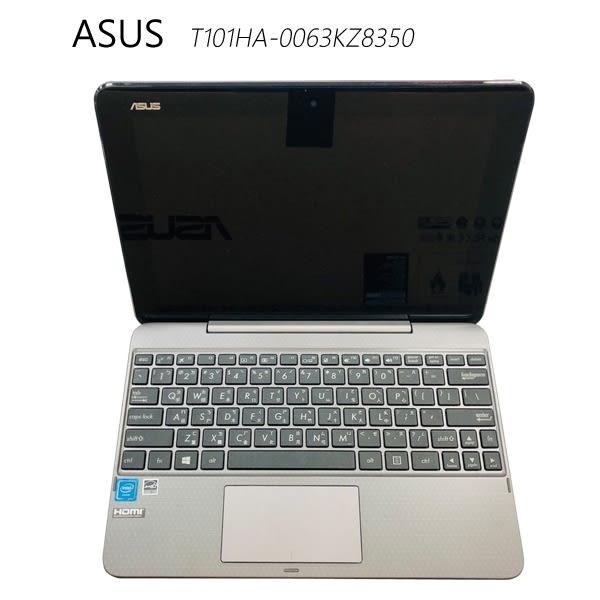 【福利品】ASUS華碩 T101HA(Z8350) T101HA-0063KZ8350 2G 32G 10.1吋灰色筆電(附鍵盤)~送Office 365一年訂閱版