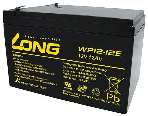 廣隆電池 WP12-12E★全館免運費★『電力中心-Yahoo!館』