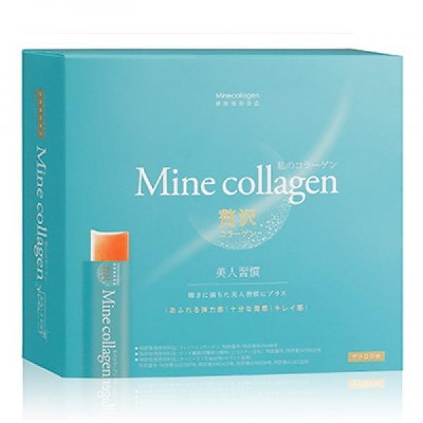 【買5送1】【大和酵素】Mine Collagen 我的膠原凍 (20包/盒) 共6盒