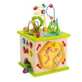 德國 Hape 愛傑卡-豪華版幼兒學習盒4079元(無法超取)