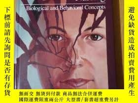 二手書博民逛書店Psychiatric罕見Nursing Biological and Behavioral Concepts 精
