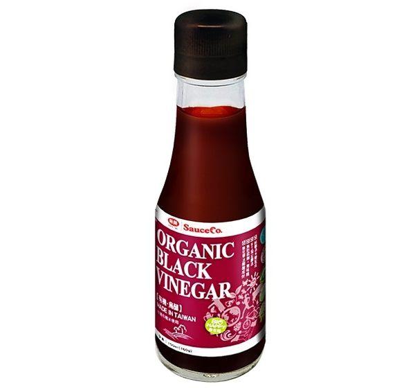 味榮 有機烏醋 150ml/瓶