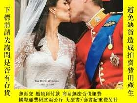 "二手書博民逛書店TIME雜誌,2011年5月16日刊,""The罕見Royal Wedding""專題Y345406"