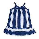 『小鱷魚童裝』無袖條紋洋裝(02號~08號)369307