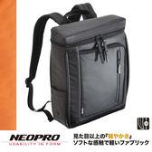 現貨配送【NEOPRO】日本機能防水系列 電腦後背包 帽蓋雙肩包 日本製素材 雙層電腦袋【2-763】
