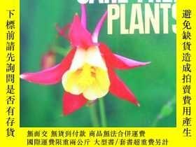 二手書博民逛書店英文原版罕見Care-Free Plants: Hundreds