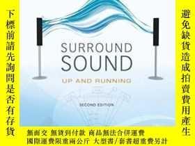 二手書博民逛書店Surround罕見Sound, Second Edition-環繞聲,第二版Y436638 Tomlinso