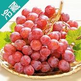 【秘魯】鮮甜紅地球葡萄(500G±5%)/盒【愛買冷藏】