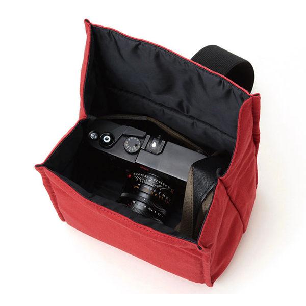 日本 ARTISAN & ARTIST ACAM76 輕便相機鏡頭袋 (ACAM-76) 【適用無反光式單眼相機及鏡頭】