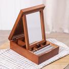 Angelina附鏡精品飾物盒-生活工場